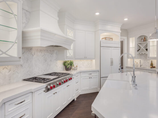 custom kitchen contractor Belmont ma